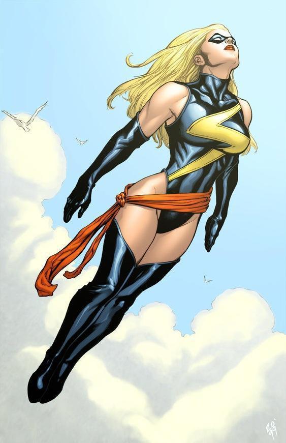 Captain Marvel: Người đang được săn lùng trong bom tấn Avengers - Infinity War là ai? - Ảnh 1.