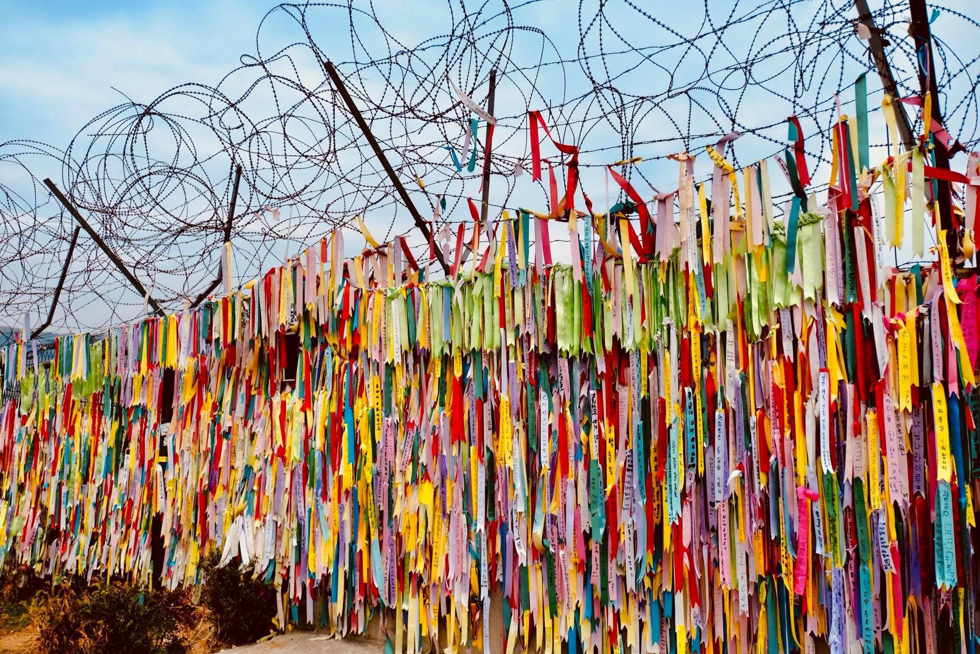 [PHOTO ESSAY] Thù địch và hy vọng ở DMZ liên Triều nhìn từ hai phía qua ống kính người Việt - Ảnh 23.