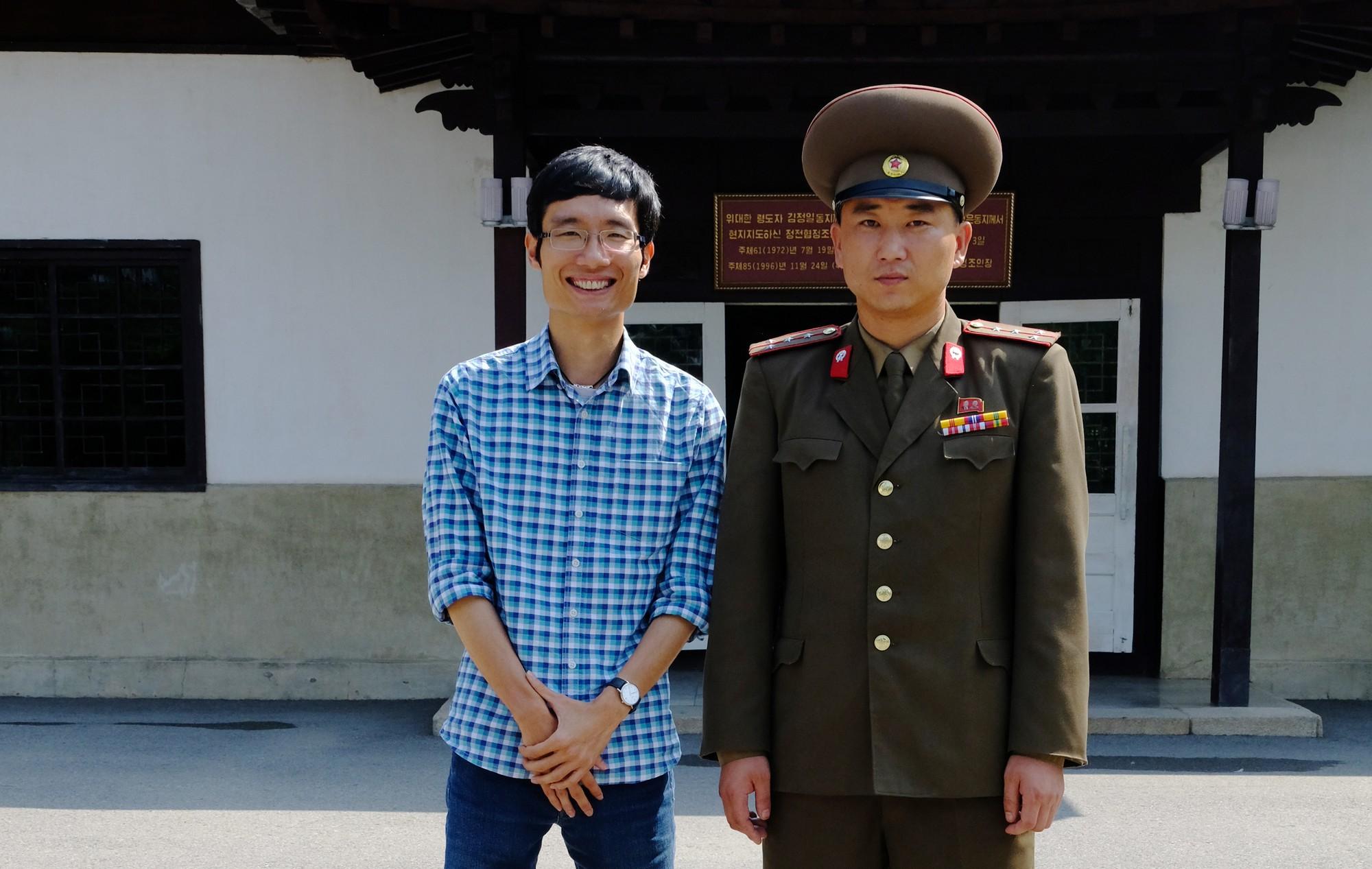 [PHOTO ESSAY] Thù địch và hy vọng ở DMZ liên Triều nhìn từ hai phía qua ống kính người Việt - Ảnh 9.