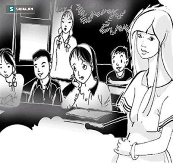 Vì lần nói dối trước cả lớp, cô giáo không ngờ sau đó thỉnh thoảng lại nhận được 1 lá thư - Ảnh 2.