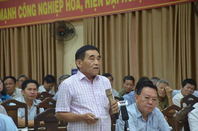Cử tri đề nghị làm rõ biệt thự tiền tỷ của Giám đốc Công an Đà Nẵng - Ảnh 1.