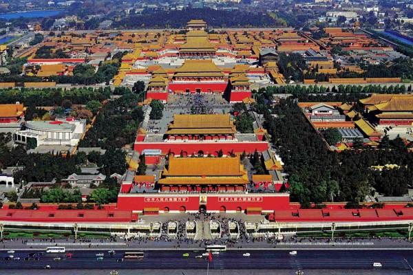 Bí ẩn phía sau Tử Cấm Thành - nơi rùng rợn bậc nhất Trung Quốc - Ảnh 1.