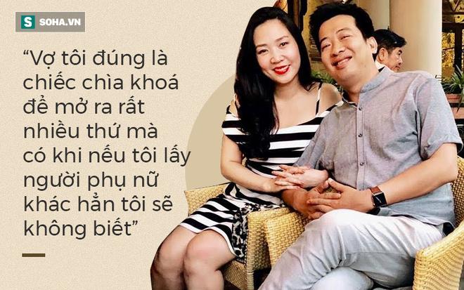 Từ chuyện Âu Dương Chấn Hoa trả lời báo VN: Anh Chánh văn bộc bạch về hôn nhân hạnh phúc - Ảnh 3.