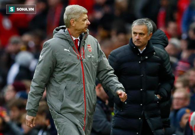 Trước đại chiến Man United, HLV Wenger bất ngờ gửi lời khẩn cầu đến Mourinho - Ảnh 1.