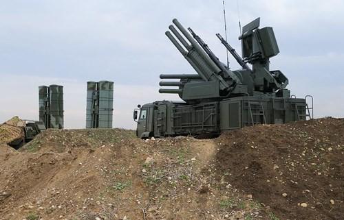 Nga sẽ chiếu tướng hết cờ Mỹ-Anh-Pháp hay ẩn nấp để mặc liên quân tấn công Syria? - Ảnh 2.