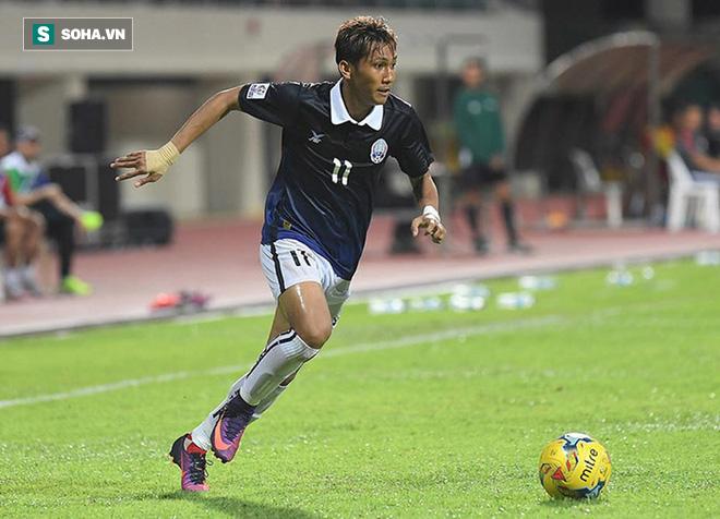 6 tháng sau thảm bại trước Việt Nam, Campuchia lại mơ khuynh đảo AFF Cup - Ảnh 1.