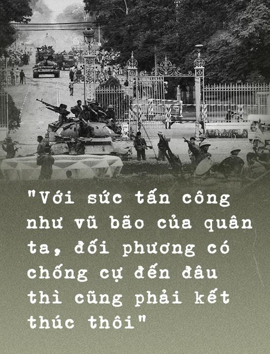 Sài Gòn trưa 30/4/1975 và đêm pháo hoa mừng chiến thắng trong hồi ức lính tăng - Ảnh 3.