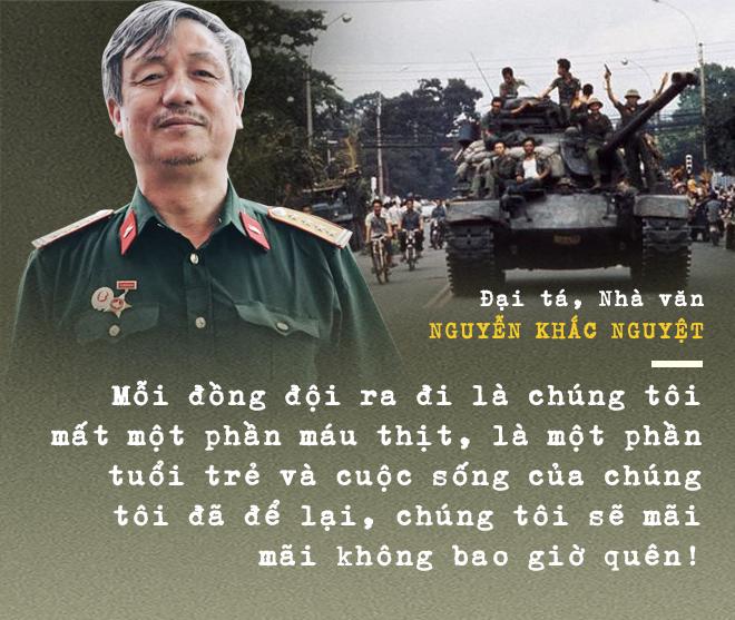 Sài Gòn trưa 30/4/1975 và đêm pháo hoa mừng chiến thắng trong hồi ức lính tăng - Ảnh 10.