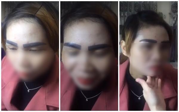 Uốn mi làm đẹp nhưng khi soi vào gương, cô gái chỉ muốn bật khóc - Ảnh 4.