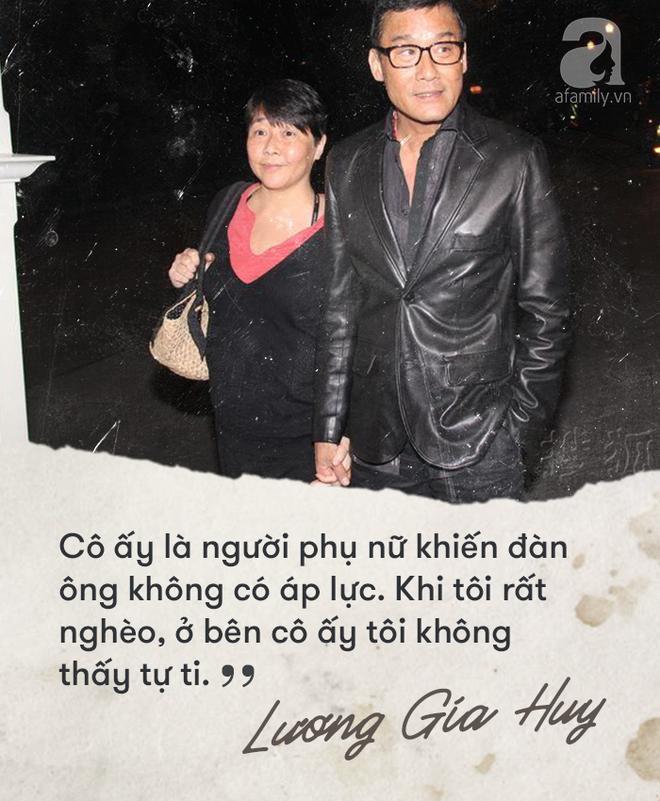 Lương Gia Huy - Người đàn ông gợi tình nhất Hồng Kông đã đoạn tuyệt các mỹ nhân vì người vợ béo già kém sắc - Ảnh 1.