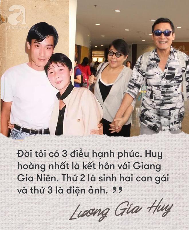 Lương Gia Huy - Người đàn ông gợi tình nhất Hồng Kông đã đoạn tuyệt các mỹ nhân vì người vợ béo già kém sắc - Ảnh 9.