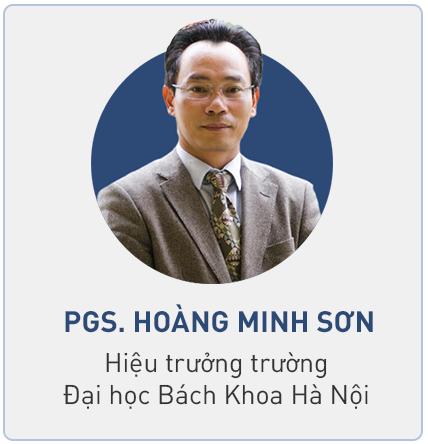 Hiệu trưởng ĐH Bách Khoa Hà Nội: Không thể đi tắt đón đầu trong công nghiệp 4.0! - Ảnh 7.
