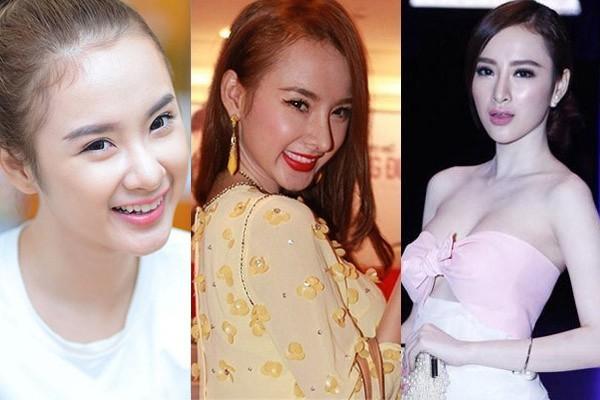 3 người đẹp cùng tuổi Kỳ Duyên, Angela Phương Trinh và Nam Em: sau những nghi án thẩm mỹ liên tiếp, hiện giờ nhan sắc ra sao  - Ảnh 10.