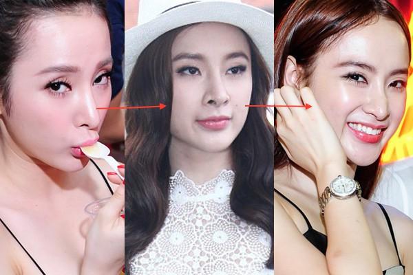 3 người đẹp cùng tuổi Kỳ Duyên, Angela Phương Trinh và Nam Em: sau những nghi án thẩm mỹ liên tiếp, hiện giờ nhan sắc ra sao  - Ảnh 11.