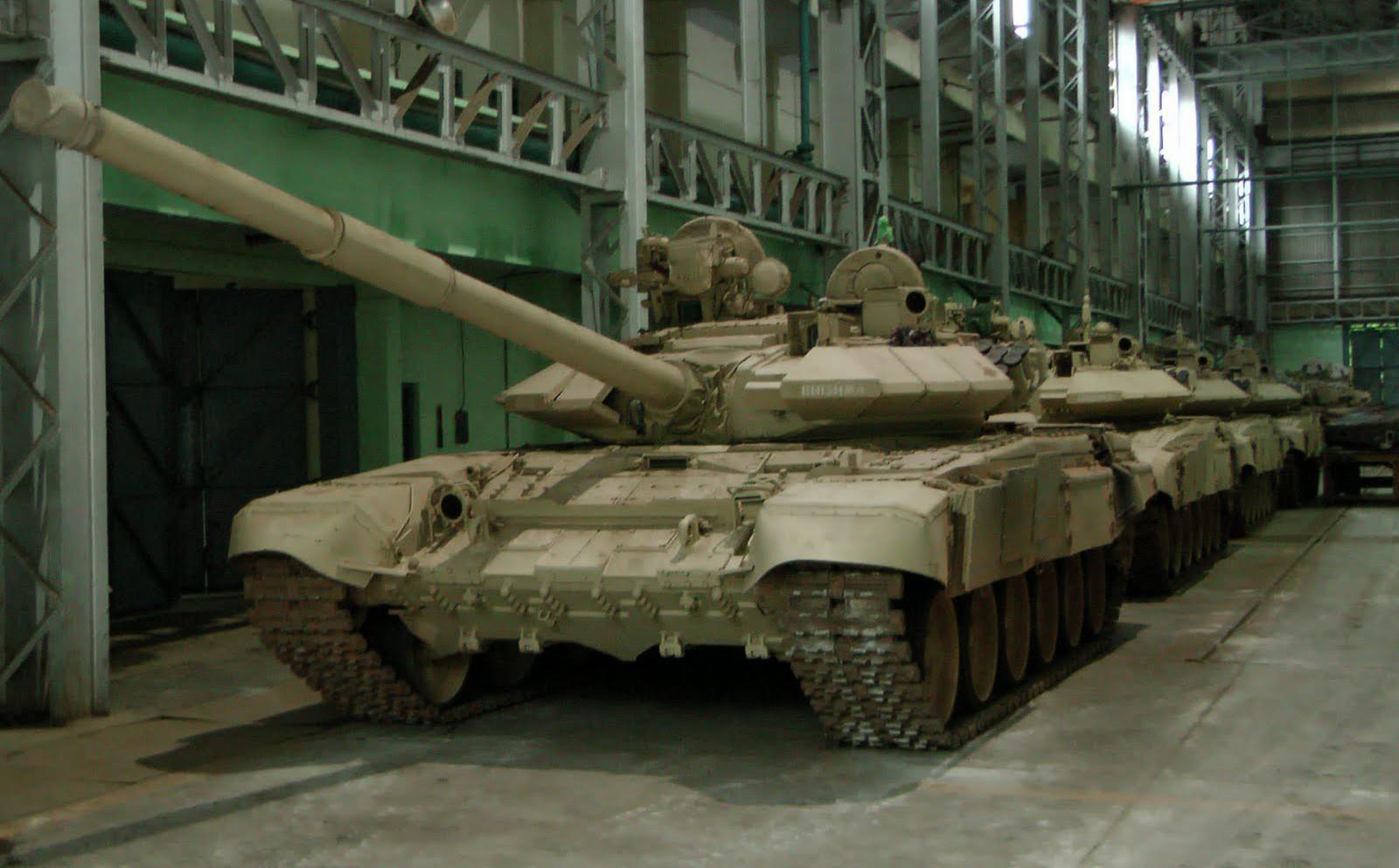Xe tăng T-90S Việt Nam sắp nhận là phiên bản T-90 tốt nhất Nga từng bán ra nước ngoài?
