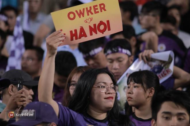 Fandom quốc dân của U23 Việt Nam hừng hực khí thế cổ vũ cho đại chiến Hà Nội - HAGL - Ảnh 4.
