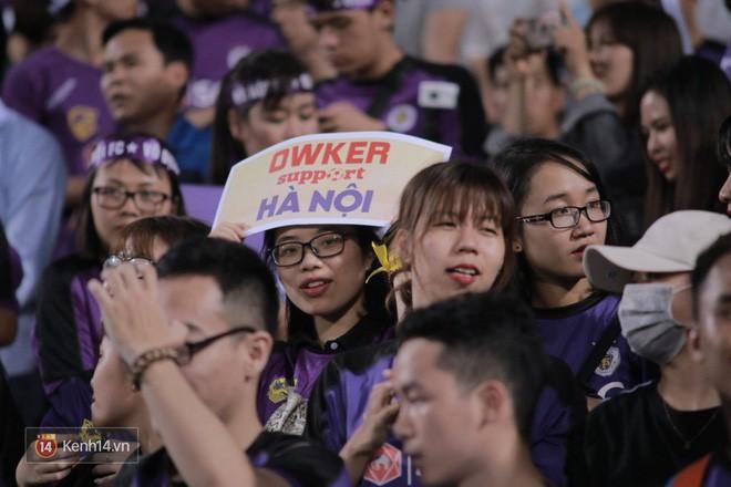 Fandom quốc dân của U23 Việt Nam hừng hực khí thế cổ vũ cho đại chiến Hà Nội - HAGL - Ảnh 5.
