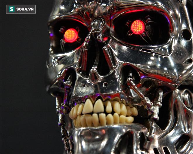 Nóng: Viện công nghệ ở Hàn Quốc bị nghi chế tạo robot giết người - Ảnh 1.