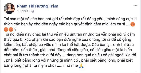 Hương Tràm, Văn Mai Hương gánh hậu quả nặng nề bởi làn sóng tẩy chay ngầm - Ảnh 4.