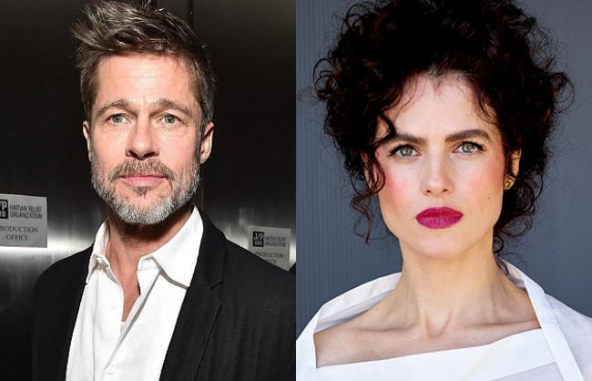 Brad Pitt bị đồn hẹn hò người mới, Jennifer Aniston tim như vỡ nát vì đã hy vọng tái hợp chồng cũ? - Ảnh 2.