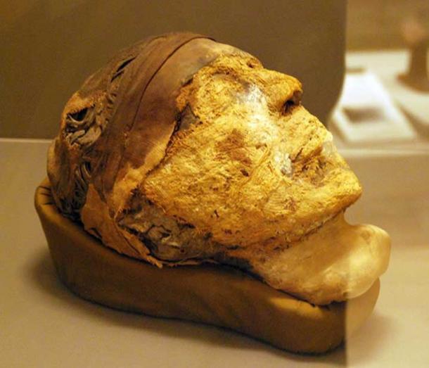FBI bất ngờ tìm ra lời giải về bí ẩn xác ướp bị chặt đầu 4.000 năm tuổi - Ảnh 1.
