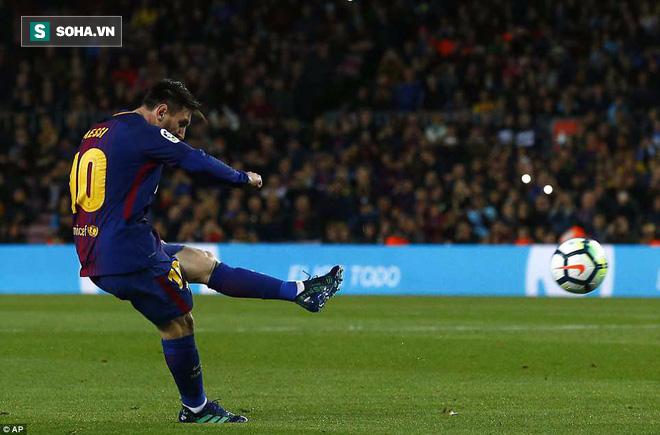Messi lập hat-trick, Barca đẩy Real vào thế thua không được, thắng không đành - Ảnh 2.