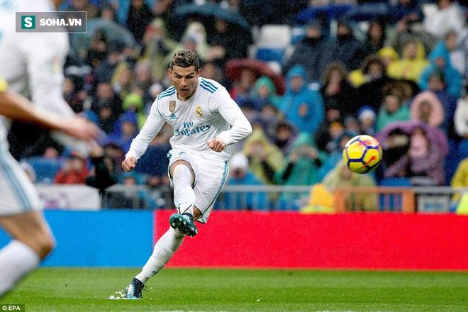 Ronaldo kiệt sức, Real Madrid vùi xác ngay trên Bernabeu - Ảnh 2.