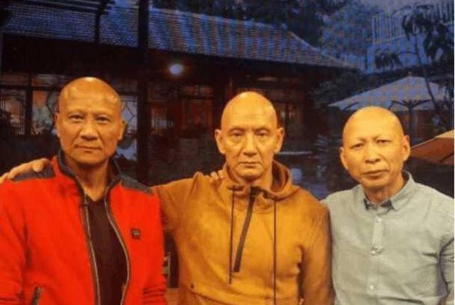 Ba ác nhân đầu trọc trong phim Hoa ngữ: Ngoài đời bị ghét bỏ vì quá xấu xí - Ảnh 1.