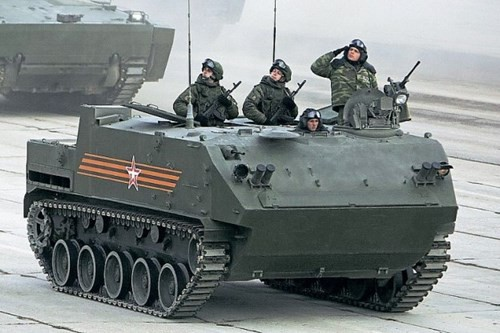 Những phương tiện chiến đấu đổ bộ đường không danh tiếng trên thế giới - ảnh 5