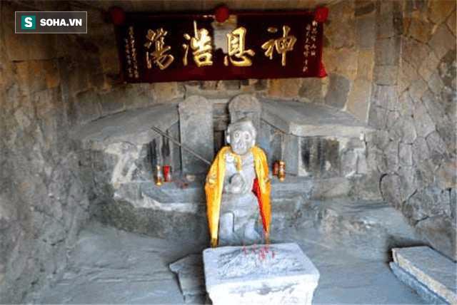 Tranh cãi xung quanh việc phát hiện mộ của Tôn Ngộ Không tại Trung Quốc - Ảnh 1.