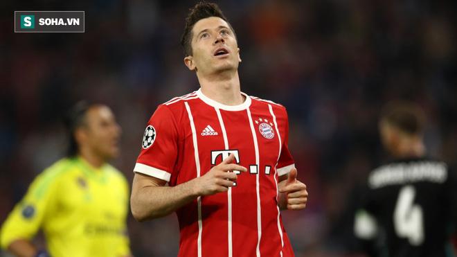Real Madrid sẽ chết trước Bayern Munich nếu quên mất hình ảnh 4 ngón tay này - Ảnh 1.