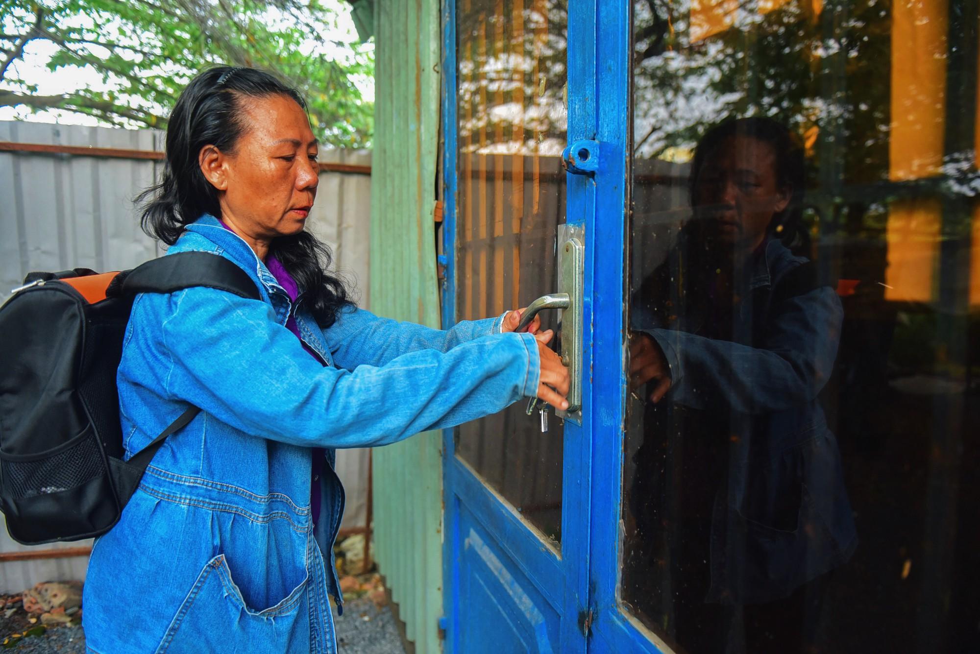 Gia cảnh một gia đình ở Thủ Thiêm tan đàn xẻ nghé vì nhà cửa, đất đai bị cưỡng chế - Ảnh 1.