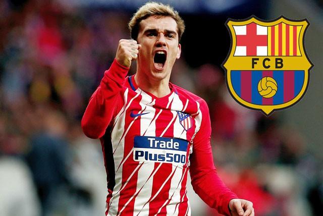 Tậu được 'bom tấn' Griezmann, Barca sẽ tống cổ Suarez - Ảnh 1.
