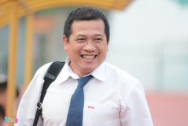 Ông Dương Văn Hiền được VFF thăng chức làm sếp giám sát - Ảnh 1.