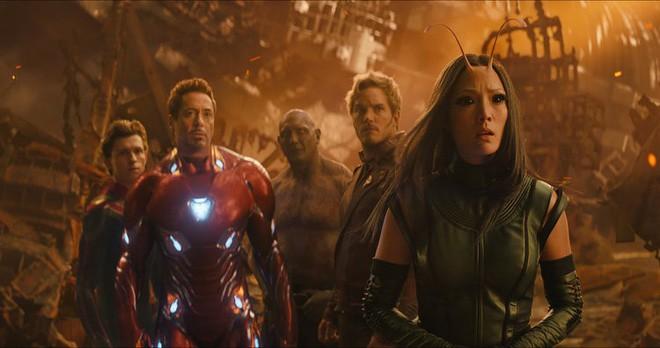 Sắp xếp các nhân vật trong Avengers: Infinity War, từ thông minh nhất, may mắn nhất cho đến... vô dụng nhất - Ảnh 17.