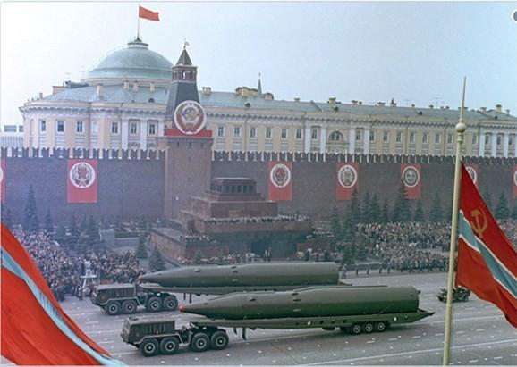 Những điều đặc biệt về lễ duyệt binh Ngày Chiến thắng của Nga - Ảnh 3.