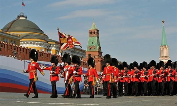 Những điều đặc biệt về lễ duyệt binh Ngày Chiến thắng của Nga - Ảnh 7.