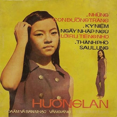 Loạt ảnh thời trẻ hiếm hoi của danh ca Hương Lan lần đầu công bố - Ảnh 6.