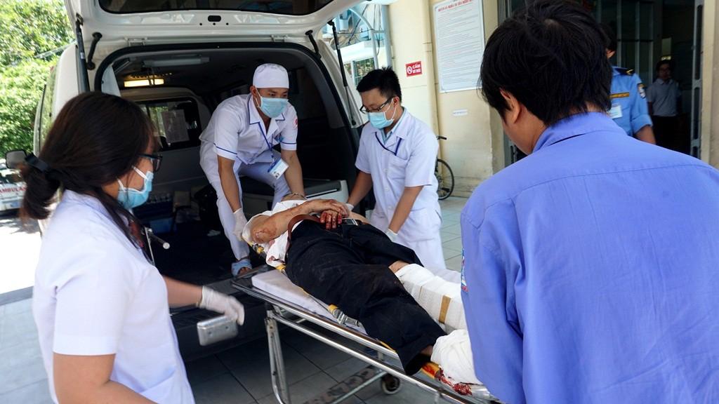 Hiện trường vụ tai nạn kinh hoàng, 3 cán bộ hưu trí ngành công an tử vong - Ảnh 12.