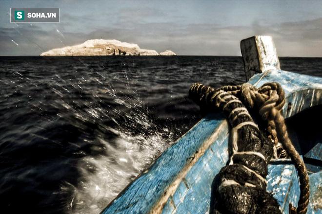 Hành trình khắc nghiệt tại hòn đảo làm giàu bằng phân chim, tạo cơn sốt khắp châu Âu - Ảnh 5.