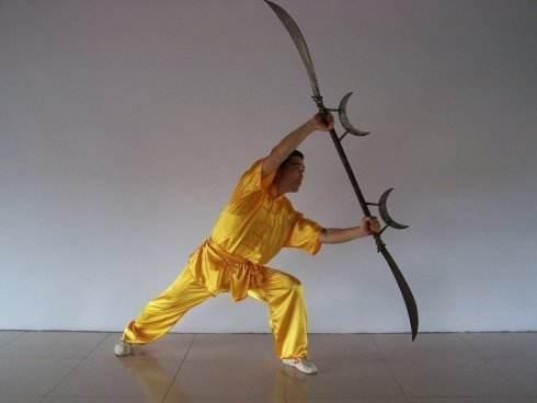 4 vũ khí dị nhất TQ: Cái cuối cùng là khắc tinh của samurai Nhật Bản - Ảnh 3.