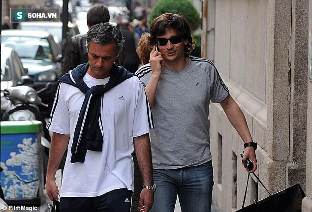 Đệ tử 17 năm của Mourinho chính thức chia tay Man United - Ảnh 1.