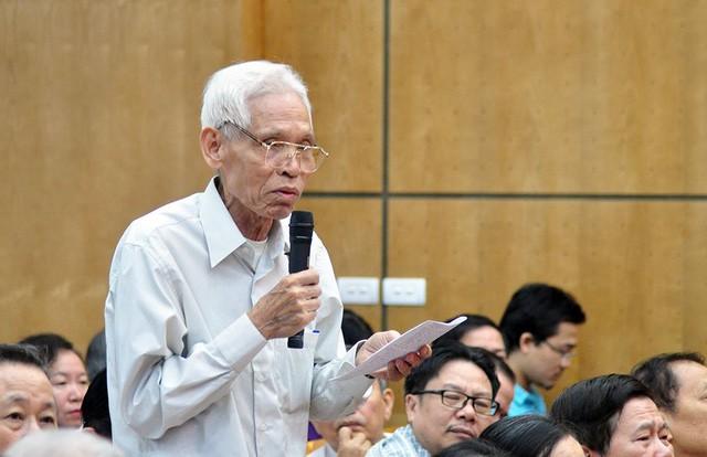 Tổng Bí thư Nguyễn Phú Trọng nói về xử lý ông Đinh La Thăng: Lịch sử đã bao giờ có chưa? - Ảnh 1.