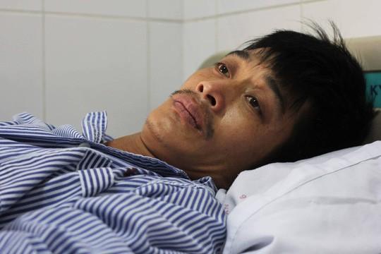 Đầu choáng váng, tài xế taxi Mai Linh bị đánh nhập viện chụp cắt lớp - Ảnh 8.