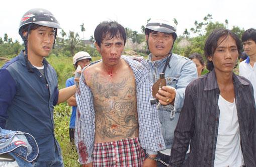 2 hiệp sĩ bị đâm tử vong ở Sài Gòn rất đau đớn, nhưng quyết không lùi bước trước tội phạm - Ảnh 5.