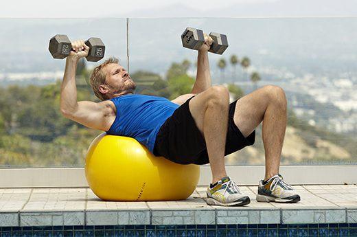 13 động tác thể dục giúp quý ông nâng cao khả năng yêu: Lứa tuổi nào cũng nên tập - Ảnh 6.