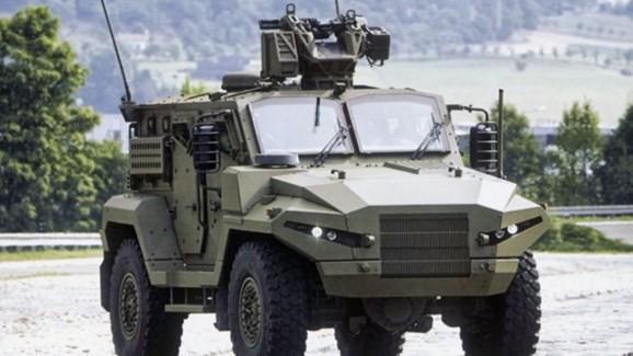 CH Czech thử nghiệm xe thiết giáp đa năng mới - ảnh 1