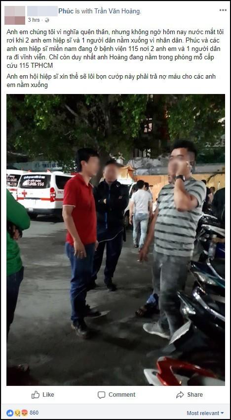 Chân dung người đội trưởng quả cảm của nhóm hiệp sĩ đường phố, hơn 20 năm bắt cướp ở Sài Gòn - Ảnh 9.