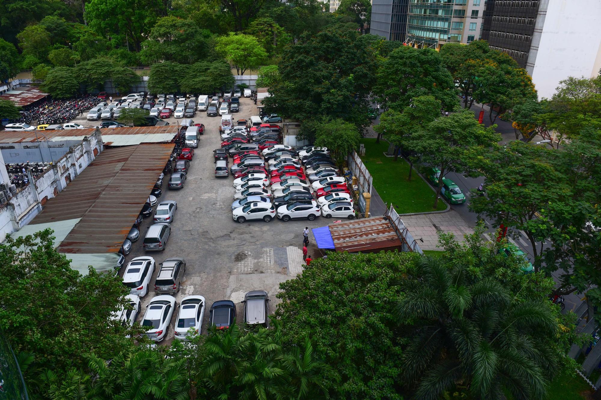 Cận cảnh khu đất vàng 5.000 m2 giữa Sài Gòn được cho thuê giá rẻ mạt  - Ảnh 3.