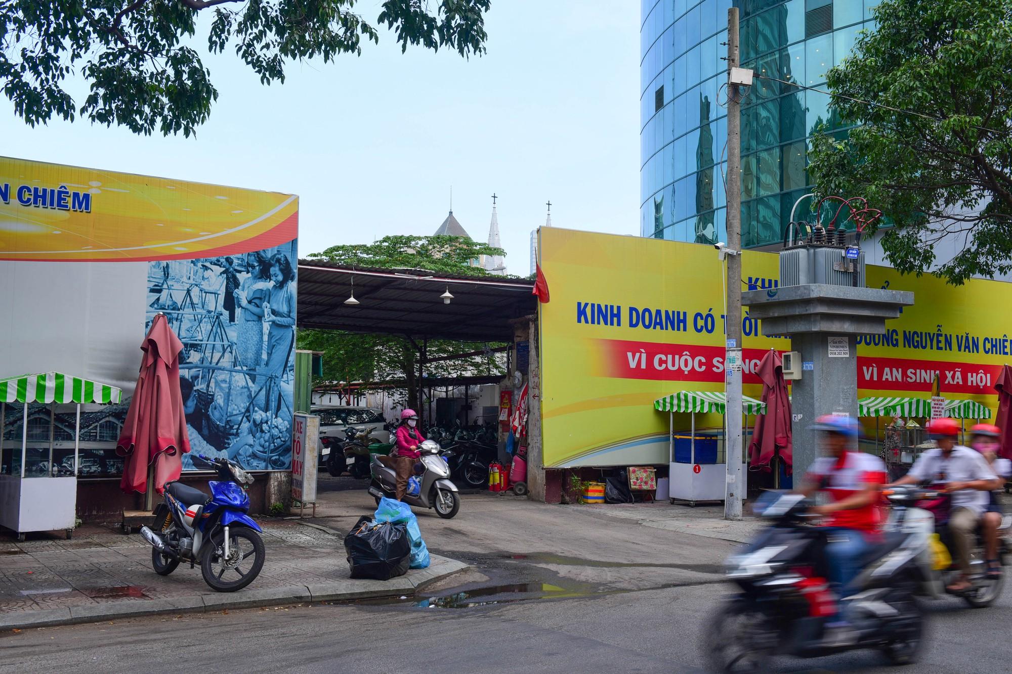 Cận cảnh khu đất vàng 5.000 m2 giữa Sài Gòn được cho thuê giá rẻ mạt  - Ảnh 12.